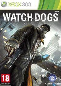 Portada oficial de Watch Dogs para Xbox 360