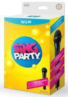 Portada oficial de Sing Party para Wii U