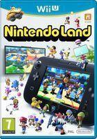 Portada oficial de Nintendo Land para Wii U