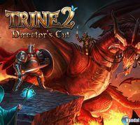 Portada oficial de Trine 2 Director's Cut eShop para Wii U