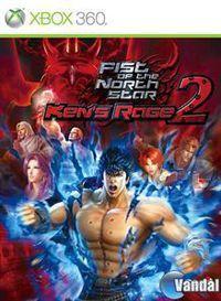 Portada oficial de Fist of The North Star: Ken's Rage 2 para Xbox 360