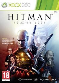 Portada oficial de Hitman HD Trilogy para Xbox 360