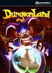Portada oficial de Dungeonland para PC