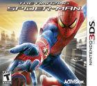 Portada oficial de The Amazing Spider-Man para Nintendo 3DS