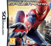 Portada oficial de The Amazing Spider-Man para NDS