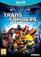Portada oficial de Transformers Prime para Wii U
