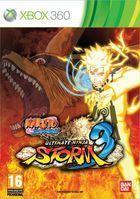 Portada oficial de Naruto Shippuden: Ultimate Ninja Storm 3 para Xbox 360