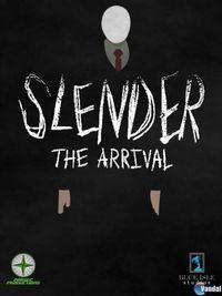 Portada oficial de Slender: The Arrival para PC