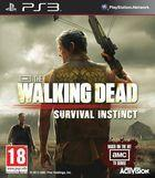 Portada oficial de The Walking Dead: Survival Instinct para PS3