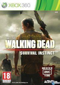 Portada oficial de The Walking Dead: Survival Instinct para Xbox 360