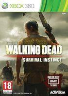 Portada oficial de The Walking Dead: Survival Instinct para Xbox 360