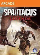Portada oficial de Spartacus Legends XBLA para Xbox 360