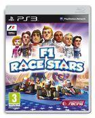 Portada oficial de F1 Race Stars  para PS3