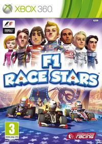 Portada oficial de F1 Race Stars  para Xbox 360