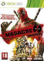 Portada oficial de Masacre para Xbox 360