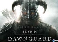Portada oficial de The Elder Scrolls V: Skyrim - Dawnguard para PS3