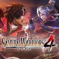 Portada oficial de Samurai Warriors 4 para PS3