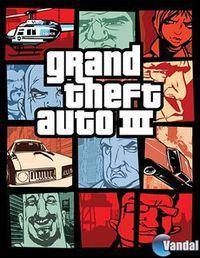 Portada oficial de Grand Theft Auto III PSN para PS3