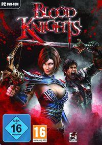 Portada oficial de Blood Knights para PC