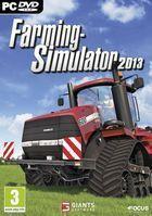 Portada oficial de Farming Simulator 2013 para PC