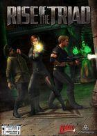 Portada oficial de Rise of the Triad para PC