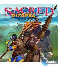 Portada oficial de Sacred Citadel PSN para PS3