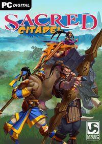 Portada oficial de Sacred Citadel para PC