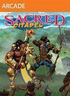 Portada oficial de Sacred Citadel XBLA para Xbox 360
