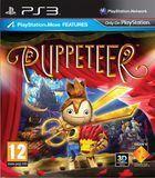 Portada oficial de Puppeteer para PS3