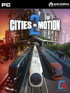 Portada oficial de Cities in Motion 2 para PC
