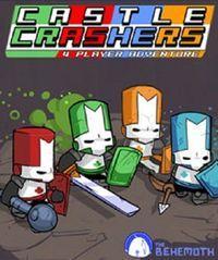 Portada oficial de Castle Crashers  para PC