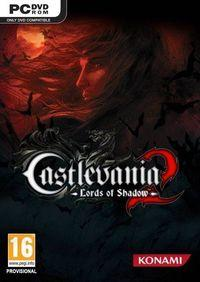 Portada oficial de Castlevania: Lords of Shadow 2 para PC