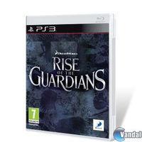 Portada oficial de El Origen de los Guardianes: El videojuego para PS3