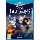 Portada oficial de El Origen de los Guardianes: El videojuego para Wii U