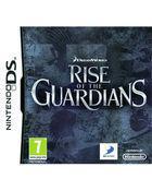 Portada oficial de El Origen de los Guardianes: El videojuego para NDS