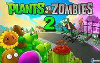 Portada oficial de Plants vs. Zombies 2: It's About Time para iPhone