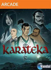 Portada oficial de Karateka XBLA para Xbox 360