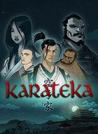 Portada oficial de Karateka para PC