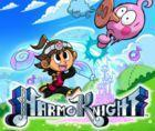 Portada oficial de HarmoKnight eShop para Nintendo 3DS