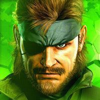 Portada oficial de Metal Gear Solid: Social Ops para iPhone