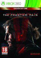 Portada oficial de de Metal Gear Solid V: The Phantom Pain para Xbox 360