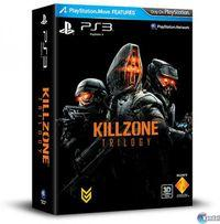 Portada oficial de Killzone Trilogy para PS3