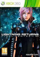 Portada oficial de Lightning Returns: Final Fantasy XIII para Xbox 360