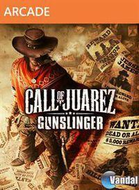 Portada oficial de Call of Juarez: Gunslinger XBLA para Xbox 360