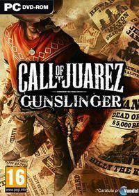 Portada oficial de Call of Juarez: Gunslinger para PC