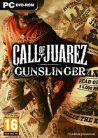 Portada oficial de Call of Juarez: Gunslinger para PC