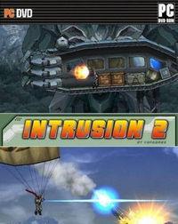 Portada oficial de Intrusion 2 para PC