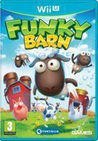 Portada oficial de Funky Barn para Wii U