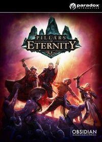 Portada oficial de Pillars of Eternity para PC