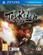 Portada oficial de Toukiden: The Age of Demons para PSVITA